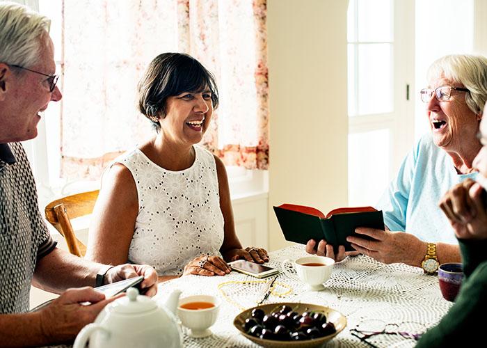 Établissement pour personnes âgées - Résidence Salaberry