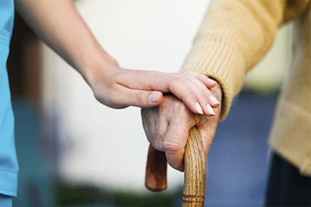 L'équipe de notre résidence pour alzheimer et pertes cognitives légères à Valleyfield - Résidence Salaberry
